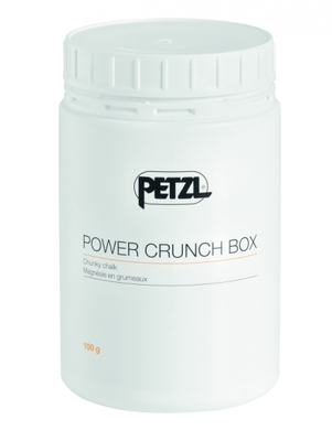 Магнезия Petzl Power Crunch Box 100g