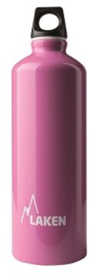 Фляга Laken Alu Bottle Futura 750 ml Pink