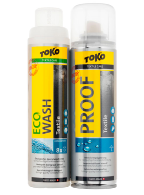 Пропитка+стирка Proof Textile & Eco Textilt Wash 250ml